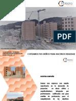 Brochure Exagono Construcciones..