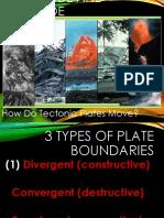 6.2-Types of Plate Boundaries