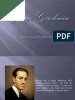 George Gershwin Ppt