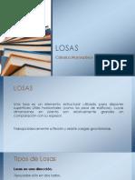 LOSAS Clase 9