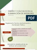 Generalidades Del Diseño de Sistemas de Iluminación
