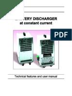 Zivan Battery Discharge Manual