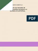 eBook en PDF Estudio de Mercado de Combustible Domestico en GUINEA ECUATORIAL