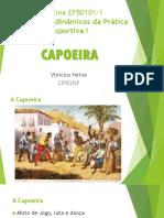 Ementa Disciplina Capoeira EEFEUSP