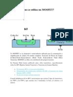 Qué es y cómo se utiliza un MOSFET.pdf