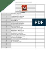 Registro Auxiliar de Evaluación - 1B