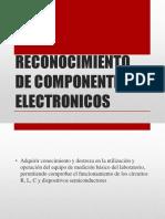 Reconocimiento de Componentes Electronicos