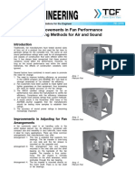 FE 3700 Improvements in Fan Performance Rating Methods for Air Sound