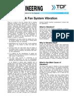 FE 200 Fan Fan System Vibration