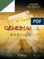Geheimakte Babylon