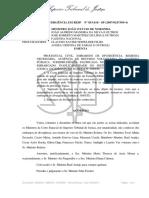 STJ - Remessa Necessária - A Ausência de Recurso Da Fazenda Pública Contra a Sentença Não Impede Que Ela Recorra Do Acórdão Proferido Pelo Tribunal Em Reexame Necessário