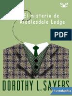 El misterio de Riddlesdale Lodge - Dorothy L Sayers.pdf