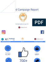 Digital Marketing Report Facebook June 19 - CREDO