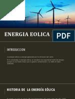 Energia Eolica Diapositivas