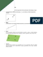 Aplicación de La Geometría a La Ingeniería