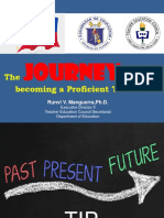 The Journey Towards Becoming a Proficient Teacher-2 Copy