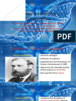 Overview and History of Cytogenetics