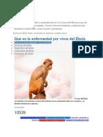 el ebola