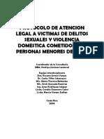 Protocolo Penal Juvenil