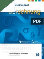 Spundwandhandbuch Berechnung (HOESCH,ThyssenKrupp] 2007