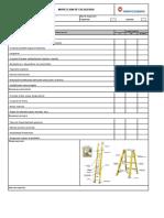 Registro de Inspección de Escaleras