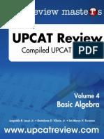 Basic Algebra (Review Masters)