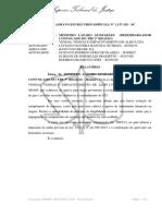STJ - APELAÇÃO - É o Recurso Cabível Contra Decisão Que Acolhe a Impugnação e Extingue a Fase de Cumprimento de Sentença