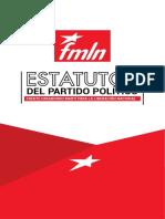 estatutos FMLN 2019