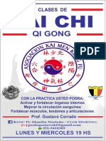 Cartel Tai Chi Sporting 2019-Byn