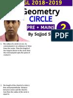 Circle Part 1 by Sajjad sir