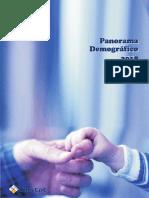 Panorama Demografico 2018