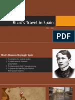 2. Rizals Travels
