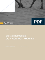 Dastan's Agency Deck