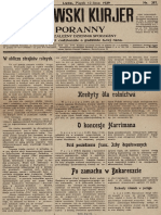 Lwowski Kurier Poranny, 1929, Nr 387