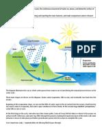 Water Cycle (Sample Report)
