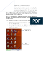 Ws_ftp Manual for Panacea Plus