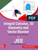 Cálculo Integral en 3D_ Geometrí y Vectores B.o.o.s.t.e.r con Problemas y Soluciones para Olimpiadas (Básica y Avanzada) - R.e.j.a.u.l. M.a.k.s.h.u.d.pdf