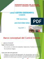 Control Interno 2019 I
