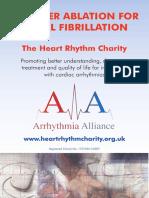 Catheter Ablation for AF