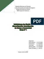 Definiciones de Diseño de Investigacion