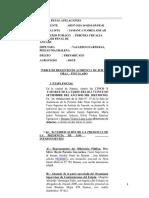 Jurisprudencia Examen Del Acusado Defensa Ineficaz
