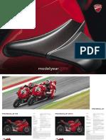Ducati Modelle 2019