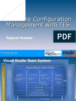 Software Configuration Management With Team Foundation Server
