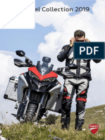 Ducati Bekleidung Prospekt
