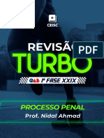 Material Processo Penal CERS Revisao OAB  Xxix 2019
