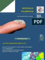 Tema 5 - Materiales Poliméricos