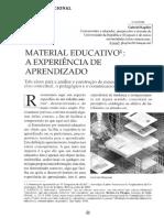 Kaplun - Material educativo - a experiência de aprendizado.pdf