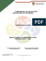 POT 2001 - 2021 Factativa