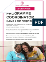 South London Cares New LYN Job Spec