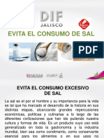 EVITA EL CONSUMO DE LA SAL.ppt